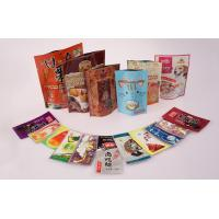 Wholesale Frozen Vaccum Bread Packaging Bags Food Flexible Packaging For Meat Fish from china suppliers