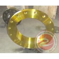 Wholesale Hydraulic Press Rolled Ring Flange Open Die Forging For Gas Pipe Industrial from china suppliers