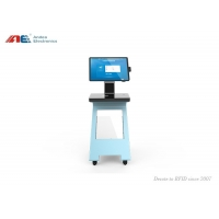 Wholesale Library RFID Reader Inside Books Self Check Kiosk For K12 from china suppliers
