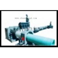 China HDPE Silicon Core Pipes Production Line on sale