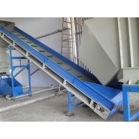 China Large Plastic Washing Recycling Machine For Waste Pet Bottles 500-3000kg/H on sale