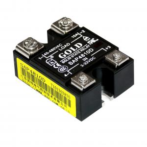 Wholesale 3 32VDC to 40 530VAC Solid State Relay Dc To Ac from china suppliers