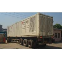 Wholesale Professional Silence Soundproof Genset Power Plant , Man Containerised Generator Set from china suppliers