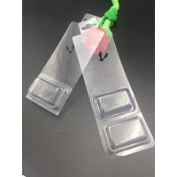 Wholesale Decorative plastic blister packaging PVC material with hanger from china suppliers