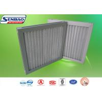 Wholesale Metal Mesh Air Conditioning System Air Filters For Home , Lightweight from china suppliers