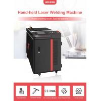 Wholesale 2000W Handheld Laser Welder to weld iron, stainless steel from china suppliers