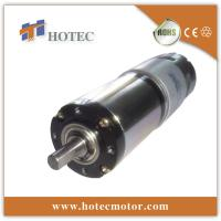 12 volt low noise dc motor and gearbox of item 103966765 for Low speed dc motor 0 5 6 volt