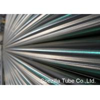 China DIN 11850 Hygienic Bright Steel Tube , Polished Stainless Steel Tubing on sale