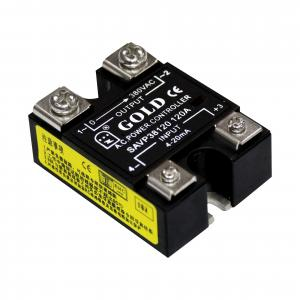 Wholesale 380-2VAC 60A SCR Voltage Regulator from china suppliers