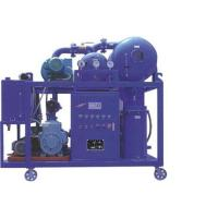 China ZYD Double-Stages Vacuum Oil Purifier on sale