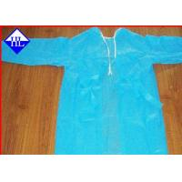 Wholesale SpunBonded Medical Non Woven Fabric , Surgical Clothing Hospital Gown Cloth from china suppliers