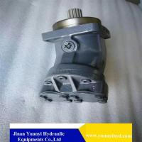 Wholesale Rexroth A2FM32 A2FM56 A2FM63 A2FM80 Hydraulic Piston Motor For Concrete Mixer from china suppliers
