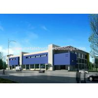 Wholesale Pre Engineered Large Metal Garage Buildings from china suppliers