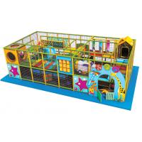 Wholesale 4mm Thick Polyethylene Plastic Indoor Child Playground Equipments A-09002 from china suppliers