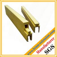 Copper Electrical Components : Electrical components copper alloy extrusion profiles