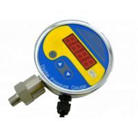 Wholesale SS Gauge Housing 4-20 mA Signal Output LED Display Screen Digital Pressure Gauge from china suppliers
