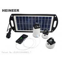 Quality Heineer M8 Solar Lighting Series,can charge mobile phone,ipad,Solar Lights for Outdoor for sale