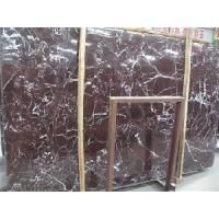 Wholesale Rosso-Lepanto Marble Slab from china suppliers