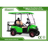 Wholesale 3 - 4 Seats Electric Golf Car 48 Voltage Battery Powered With CE Approved from china suppliers