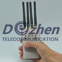 Wholesale Portable Mini Mobile Signal Jammer (GSM/CDMA/DCS/PHS/3G/TD-SCDMA) from china suppliers