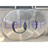 Quality Non - Clogging Wire Cylinder Basket , Stainless Baskets Wire Mesh For Pulp / Paper for sale