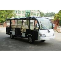 Wholesale 72V Battery Power Electric Sightseeing Car With Rain Cover 14 Inch Tire from china suppliers