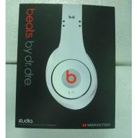 Wholesale Mini Beats by Dr Dre Studio Headphones Earphone Black/White from china suppliers