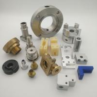 China Industry Brass CNC Machining Parts /  High Volume Cnc Machining Service on sale