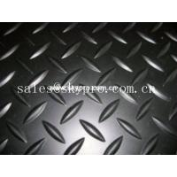 Wholesale Customized Heavy Duty Nonslip Rubber Car Mats Smooth / embossed Surface from china suppliers