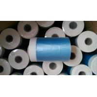 Wholesale blue paint masking film from china suppliers
