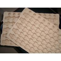 Quality disposable paper pulp tray for sale