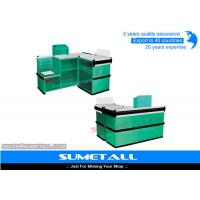 Wholesale Automatic Quick Check Retail Checkout Counter / Store Checkout Counter Stainless Steel from china suppliers