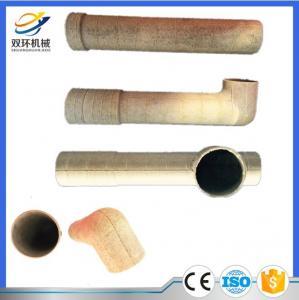 China Paper pulp molding EG casting runner tube machine on sale