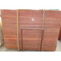 Wholesale Cheap Red Travertine Marble Slab Tile from china suppliers