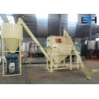 Buy cheap Simple Dry Mortar Production Line For Mastic Powder / Tile Adhesives from wholesalers