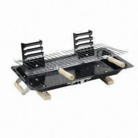 China Hibachi Charcoal Grill, Measures 17 x 10-inch on sale