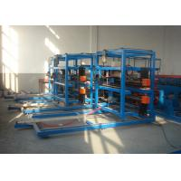 Wholesale EPS And Rockwool Roof Sandwich Panel Roll Forming Machine Production Line from china suppliers