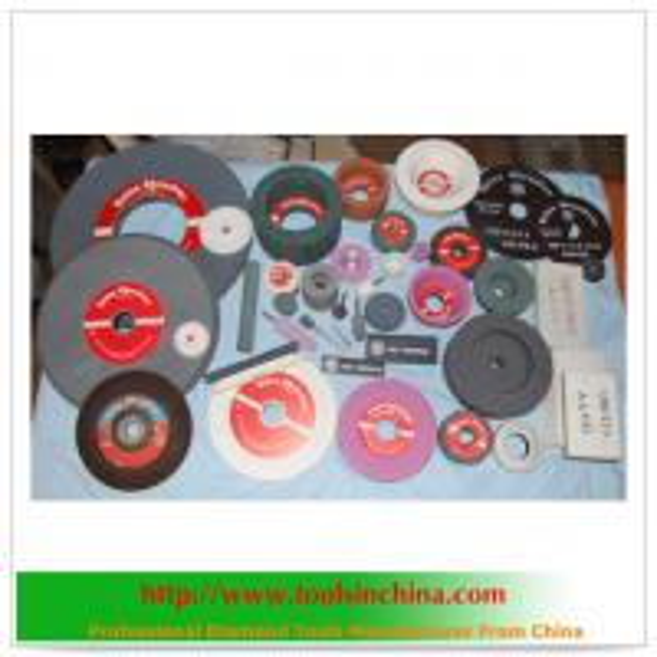Quality Vitrified Bond Diamond Grinding Wheel Abrasive for sale