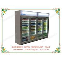 Wholesale OP-1103 Air Cooling Drink Display Large Capacity Upright Commercial Refrigerator from china suppliers