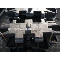 HITACHI KH300-2 Track Shoe/Pad for crawler crane undercarriage parts