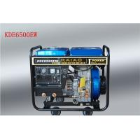 3000 rpm Small Diesel Generators Welding Machine Self-Excited Constant Voltage Excitation