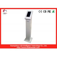 15 Inch Ipad Information Kiosk / Interactive Touch Screen Kiosk Manufactures