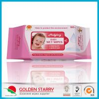 Newborns Unscented Alcohol Free Baby Wipes Chemical Free Non Woven