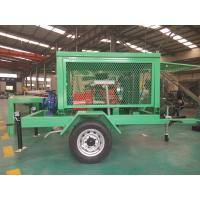Wholesale Movable Diesel Water Pump Set for fire fighting from china suppliers