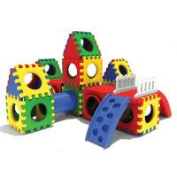 Wholesale Customed Colorful Outdoor Plastic Toy Building Block for Kids A-19702 from china suppliers
