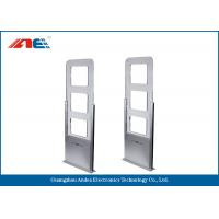 Wholesale EAS / AFI Alarm RFID Gate Reader For Library Entrance System Aisle Width 90CM from china suppliers