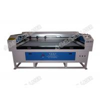 Wholesale High Cutting Speedlaser Cloth Cutting Machine , 150w Automatic Fabric Cutter from china suppliers