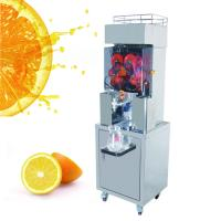 Buy cheap Professional Stainless Steel Home Automatic orange juicer machine For Drink from wholesalers
