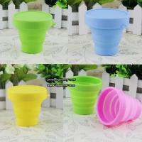 Wholesale Custom Logo Folding Silicone Bottle With various color can be choosed from china suppliers