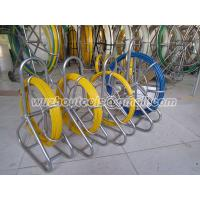 Cable Pulley Triple Corner Rollers Pressed Steel Pipe Of